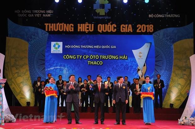 Aumenta valor comercial de la marca vietnamita hinh anh 2