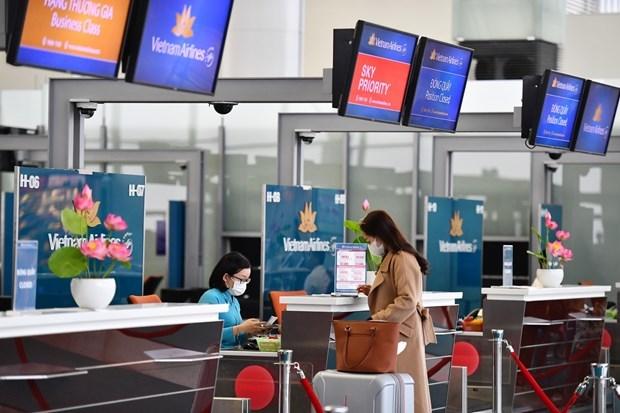 Vietnam Airlines brindara mejores servicios para Congreso Nacional partidista hinh anh 2