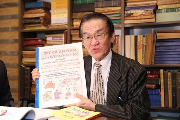 Tet vietnamita desde mirada de eruditos nacionales y extranjeros hinh anh 2