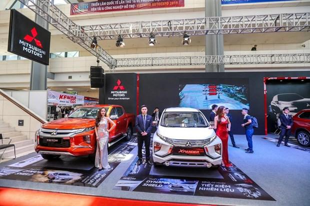 Vietnam AutoExpo 2021: Nueva oportunidad para industria auxiliar hinh anh 1