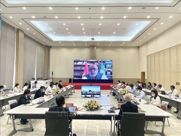 Provincia vietnamita de Binh Duong busca atraer inversiones de socios italianos hinh anh 1