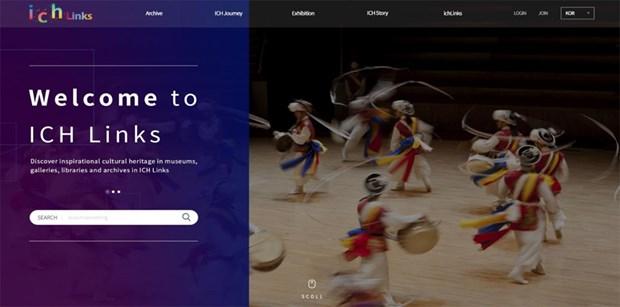 Presentan plataforma de informaciones sobre patrimonios de region Asia-Pacifico hinh anh 1