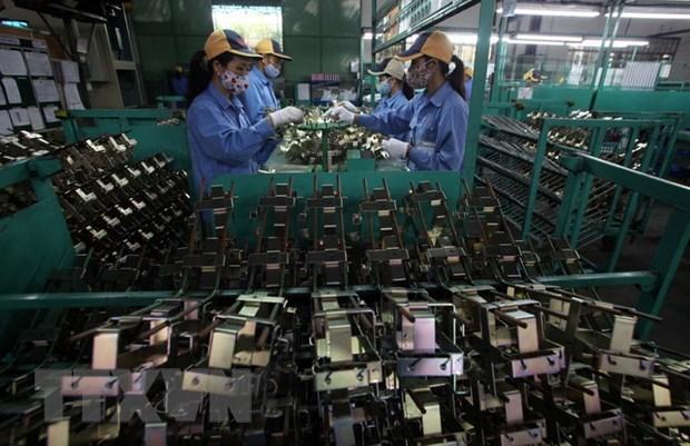 Industria auxiliar de Vietnam aspira a alto crecimiento en 2021 hinh anh 2