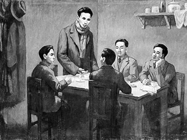 Recuerdan viaje del Presidente Ho Chi Minh para buscar el camino de la salvacion nacional hinh anh 4