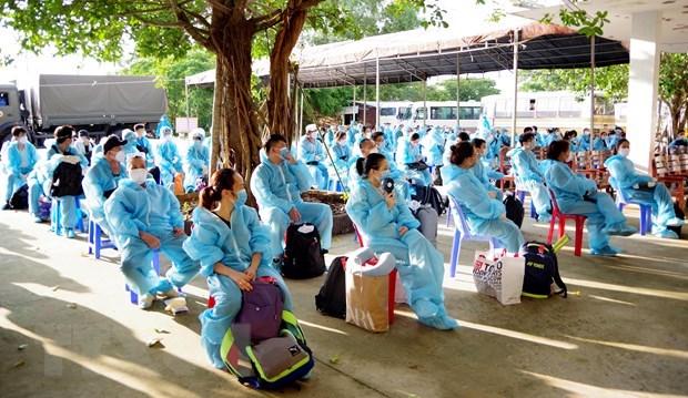 Lucha contra el COVID-19: Impronta de Vietnam en el ambito internacional hinh anh 1