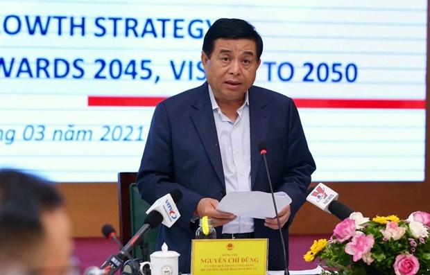 Vietnam aspira a convertirse en pais pionero en crecimiento verde hinh anh 1
