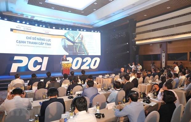 Indice de competitividad de Vietnam muestra mejoria hinh anh 1