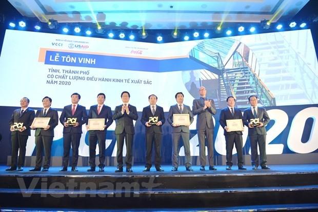 Indice de competitividad de Vietnam muestra mejoria hinh anh 2