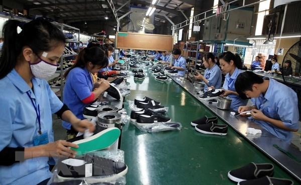 Buscan soluciones para sector de calzado de Vietnam en medio del COVID-19 hinh anh 2