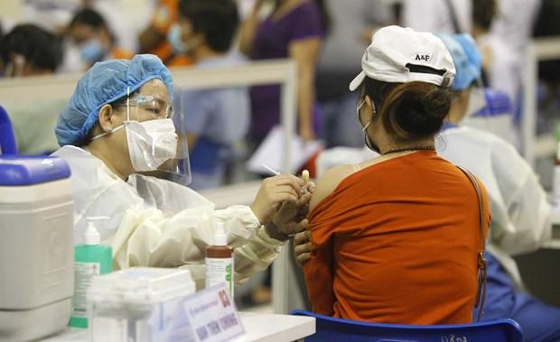 Vietnam reporta 112 nuevos casos de COVID-19 hinh anh 1