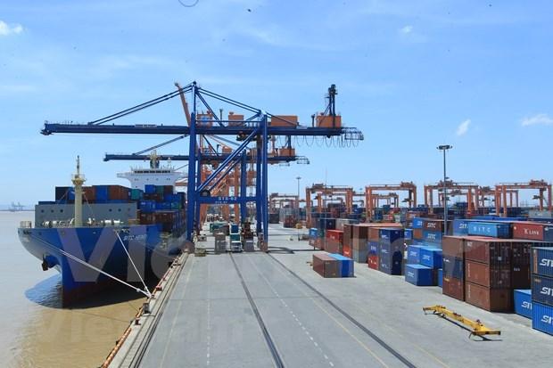 Exportaciones de Vietnam superan los 27 mil millones de dolares en enero hinh anh 1