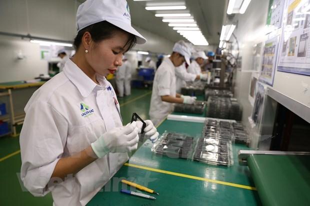 Exportaciones de Vietnam se disparan en el primer trimestre del ano hinh anh 2