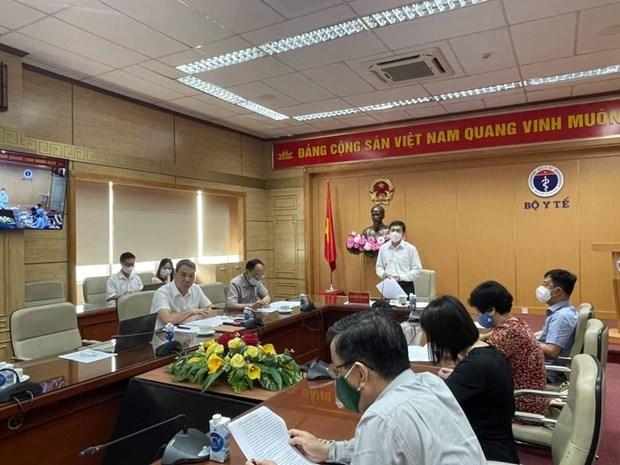 Vietnam se esfuerza por producir su propia vacuna contra el COVID-19 en 2021 hinh anh 2