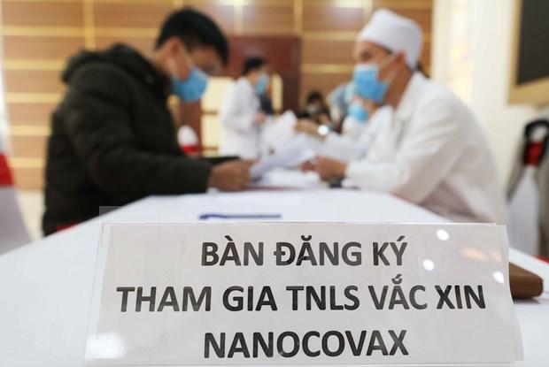 Vietnam se esfuerza por producir su propia vacuna contra el COVID-19 en 2021 hinh anh 1