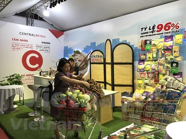Mejoran la competitividad y presencia de productos vietnamitas en mercado nacional hinh anh 1