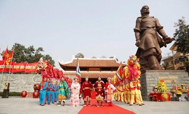 Vietnam prepara la digitalizacion de datos de festivales para el periodo 2021-2025 hinh anh 1