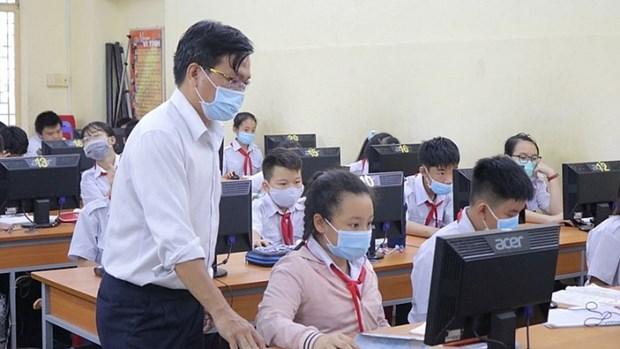 Igualdad en acceso al sistema educativo moderno, derecho de todos los vietnamitas hinh anh 1