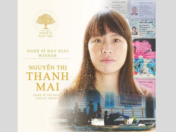 Premio de The Factory honra a visiones unicas de artista vietnamita hinh anh 2