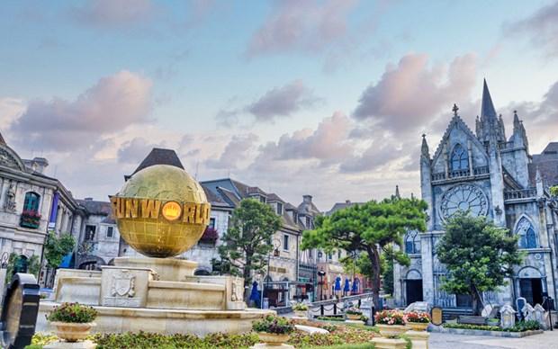 Parques de diversiones que destacan a Vietnam en el mundo del entretenimiento global hinh anh 1