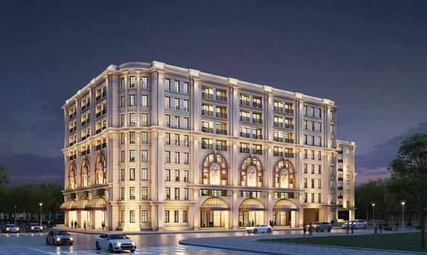 Vietnam con potencial en el mercado inmobiliario de lujo en Asia hinh anh 1
