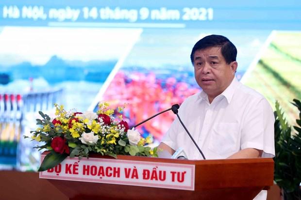 Presentaran al Gobierno vietnamita proyecto de recuperacion economica hinh anh 2