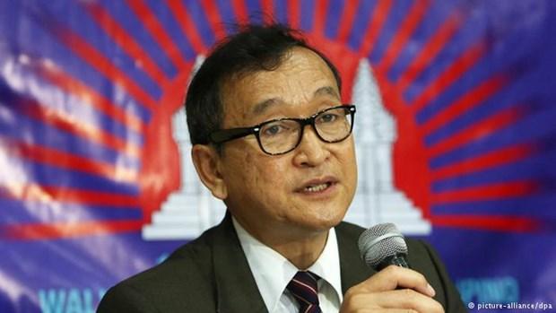 Cambodia: Diputados opositores ponen fin al boicotea al parlamento hinh anh 1