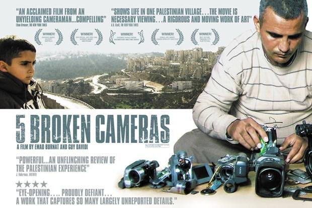 Celebran ciclo de cine palestino en Hanoi hinh anh 1