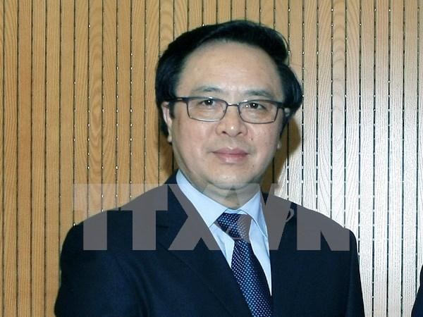 Lazos Vietnam- Laos son tesoro de ambas naciones, afirma funcionario partidista vietnamita hinh anh 1