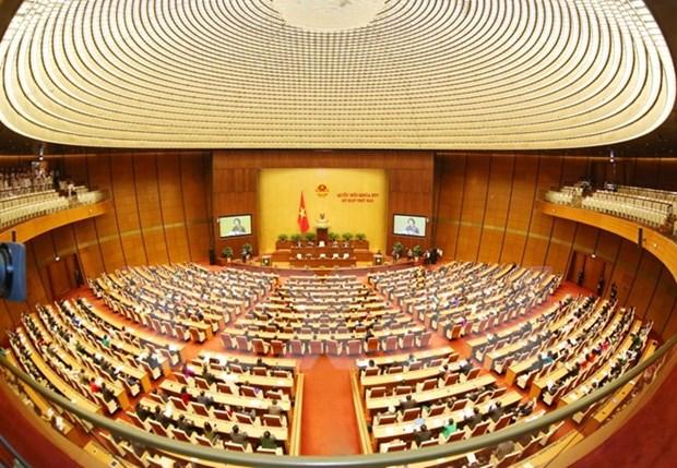 Asamblea Nacional de Vietnam clausura segundo periodo de sesiones hinh anh 1