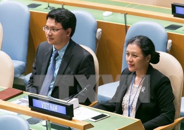Vietnam llama a prevenir conflictos relacionados al agua hinh anh 1