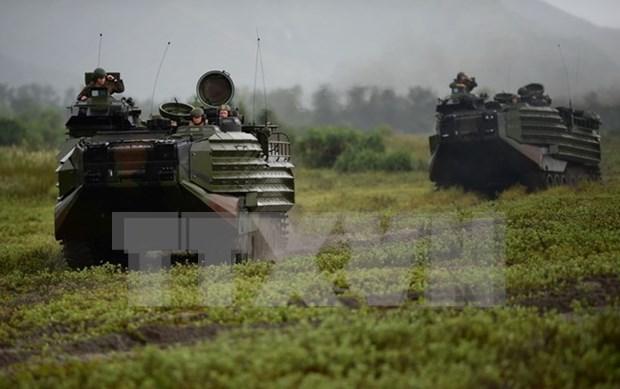 Estados Unidos y Filipinas continuan con compromiso sobre alianza hinh anh 1