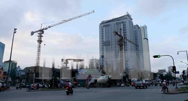 Bancos extranjeros aspiran a robustecer cooperacion con ciudad vietnamita hinh anh 1