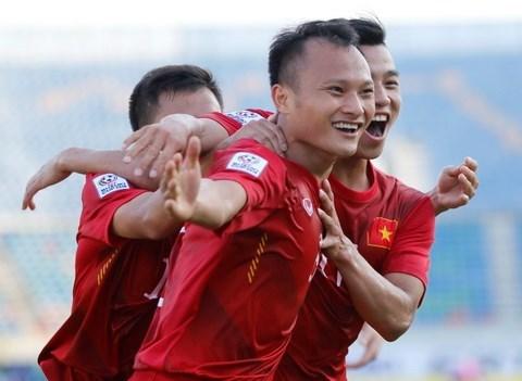 Vietnam se impuso 1-0 ante Malasia y asegura boleto a semifinales hinh anh 1