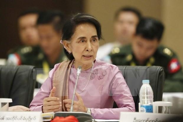 Myanmar urge tregua de paz a grupos armados hinh anh 1