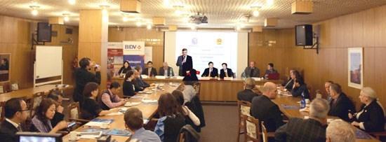 Promueven inversiones de empresas checas en Vietnam hinh anh 1