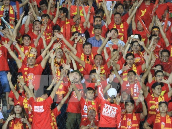Vietnam sube siete puestos en el ranking de la FIFA hinh anh 1
