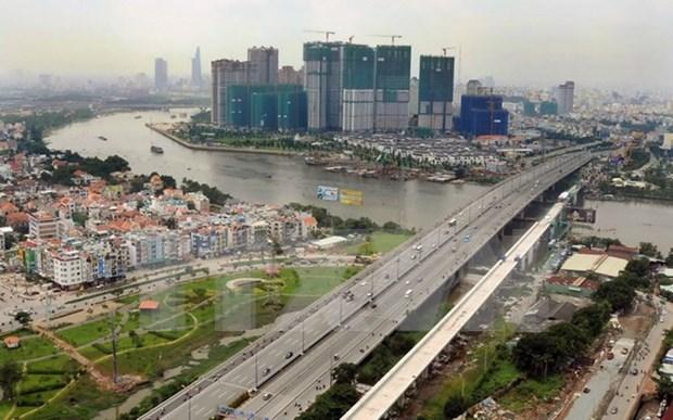 Cooperan Ciudad Ho Chi Minh y Sudcorea en proyecto de metro hinh anh 1