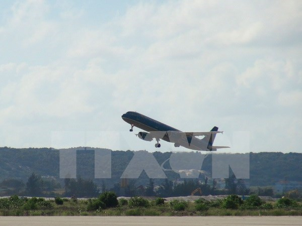 Recibe aerolinea nacional vietnamita decimo Boeing 787 hinh anh 1