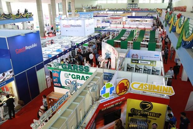Nutrida participacion en Feria Internacional Vietnam Expo 2016 hinh anh 1