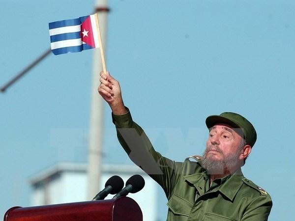 Presidenta parlamentaria viaja a Cuba para honras funebres de Fidel Castro hinh anh 1