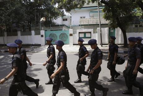 Indonesia detiene a dos yihadistas vinculados al EI hinh anh 1