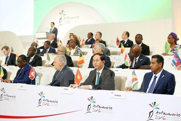 Presidente de Vietnam concluye visitas estatales y asistencia a eventos mundiales hinh anh 1