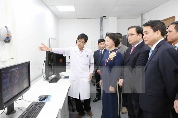Centro de Tecnica Avanzada y Digestion entra en operacion en Hanoi hinh anh 1