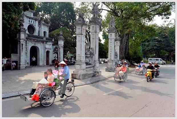 Vietnam, destino atractivo para turistas estadounidenses hinh anh 1