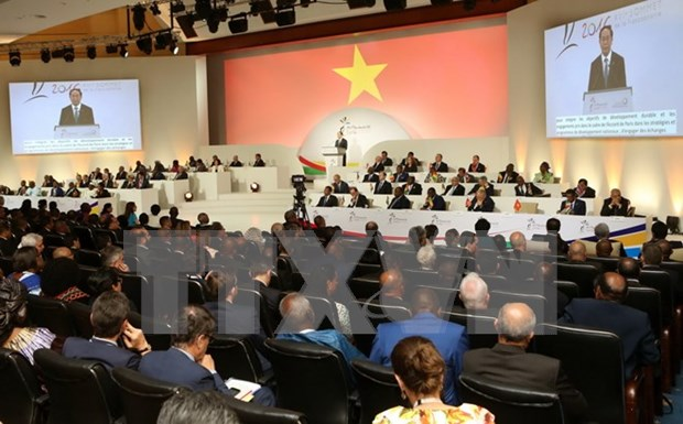 Vicecanciller de Vietnam resalta significado de gira del presidente Tran Dai Quang hinh anh 1