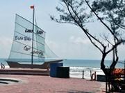 Isla de Quan Lan ofrece una parada apacible para visitantes hinh anh 1