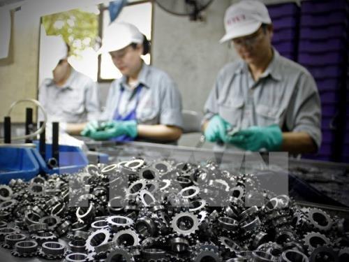 En aumenta indice de produccion industrial de Vietnam en noviembre hinh anh 1