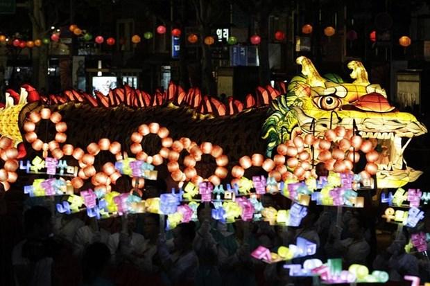Celebraran Festival de linternas Vietnam-Sudcorea en diciembre proximo hinh anh 1