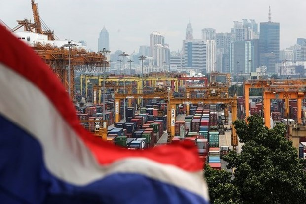Exportaciones de Tailandia mermaron en octubre hinh anh 1
