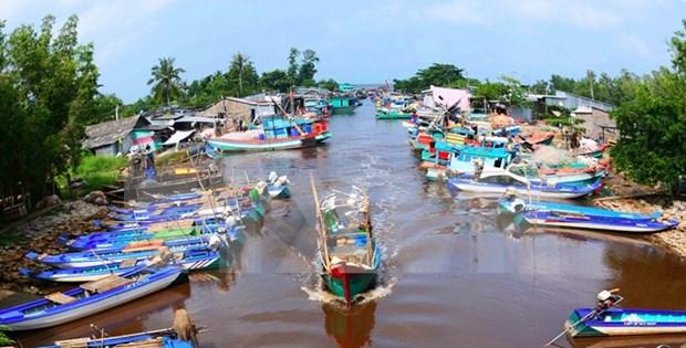 Impulsan desarrollo socioeconomico en extremo sur de Vietnam hinh anh 1